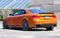 B8 Audi S5 DEVAL Front Lip